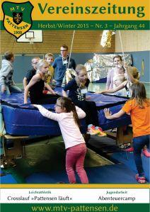 Vereinszeitung 2015 Ausgabe 3